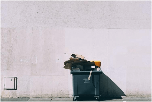 Tips to Maintain a Clean Workplace - Dispose of trash