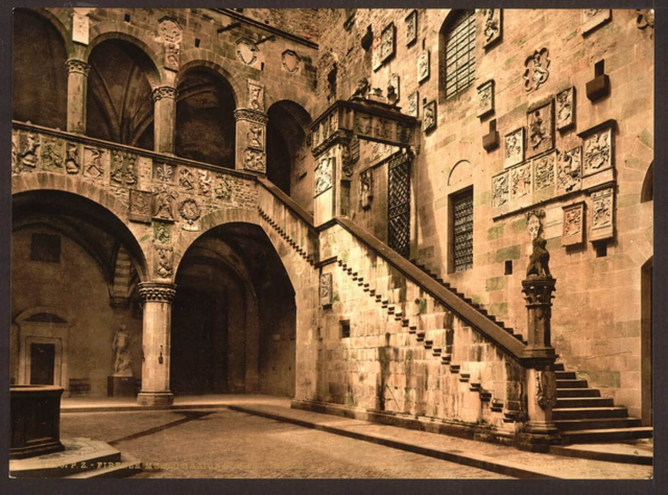 Tuscan-museums-The-Bargello-museum