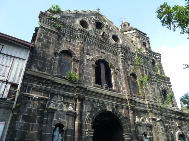 Visit Age-Old Churches manila