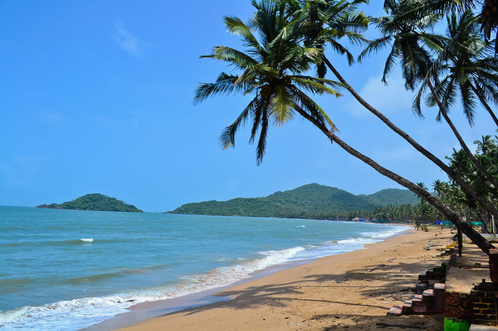 South Goa Colva beach