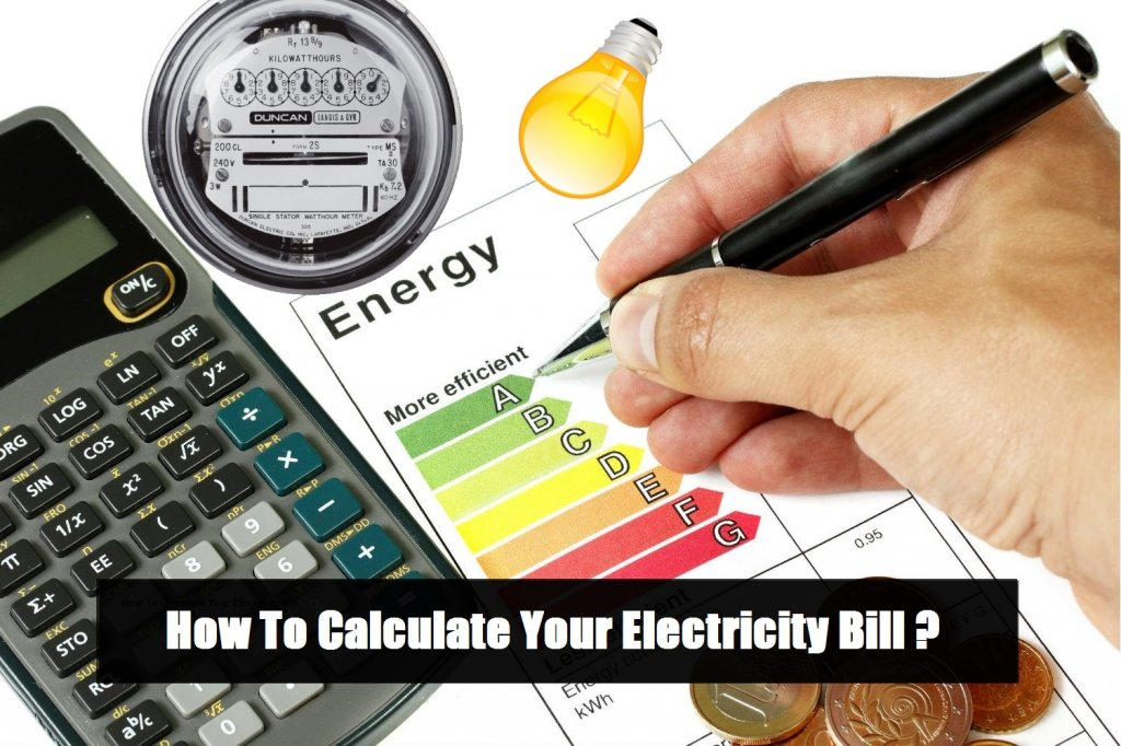 How Is Your Electricity Bill Calculated