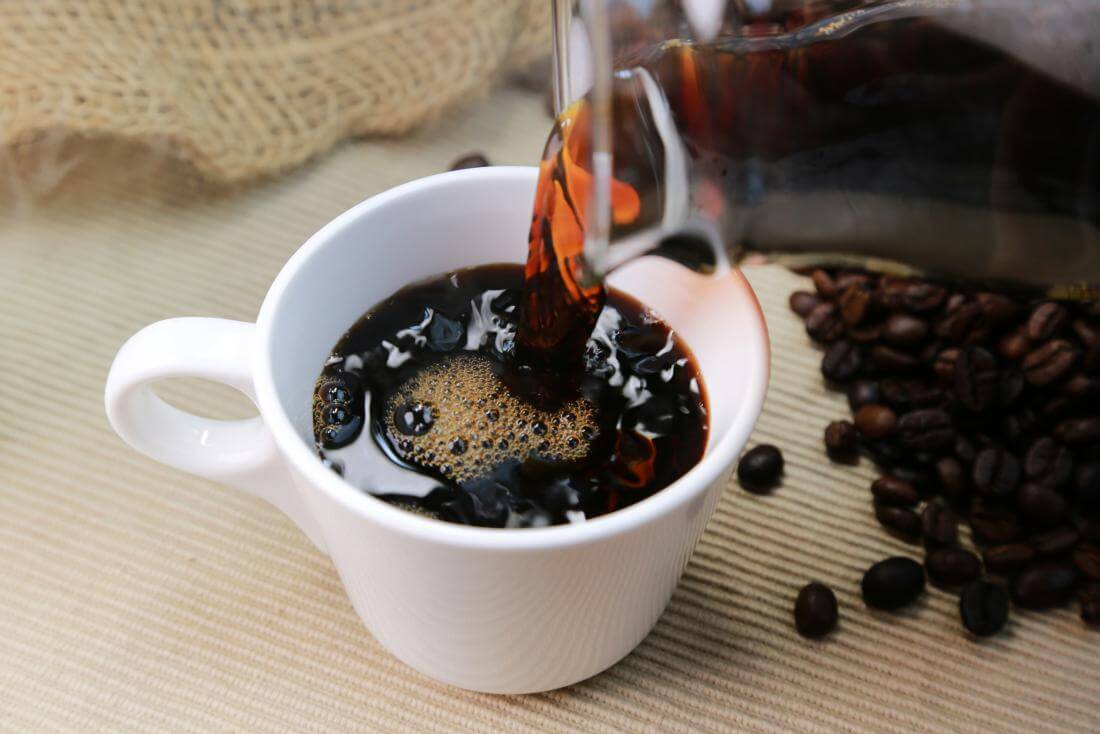 Caffiene Natural Food Intake For Constipation Treatment