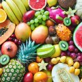 Fruits - Natural Food Intake For Constipation Treatment