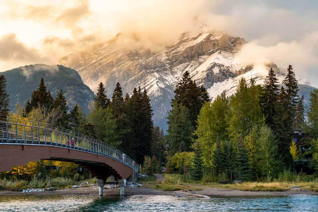 Places to visit in Canada - Banff