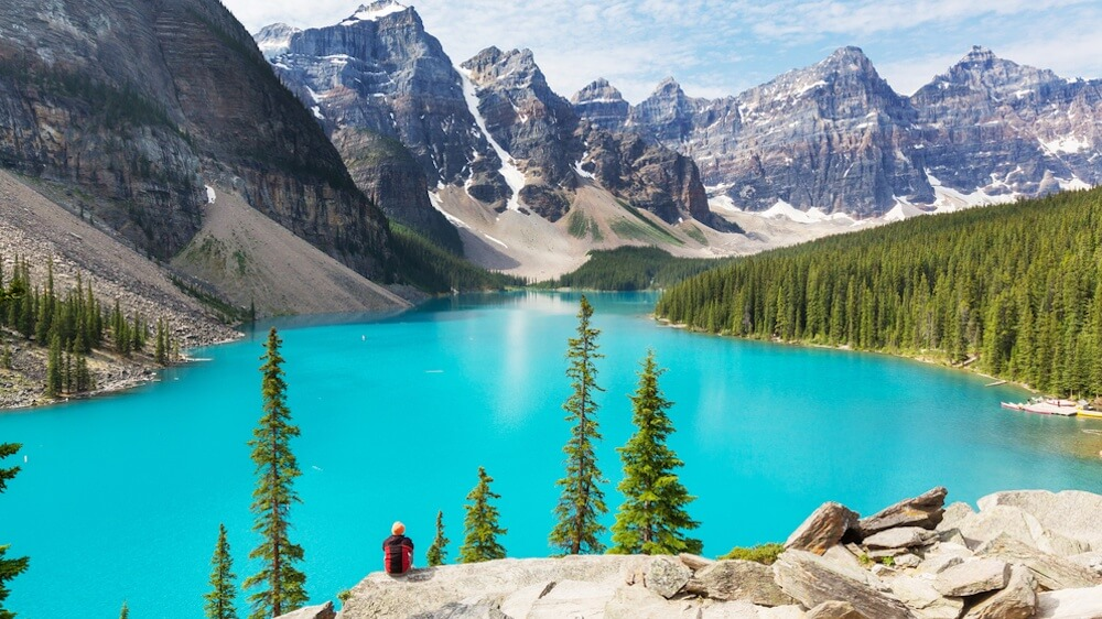 Places to visit in Canada -Lake Louise