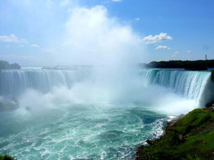 Places to visit in Canada - Niagara Falls