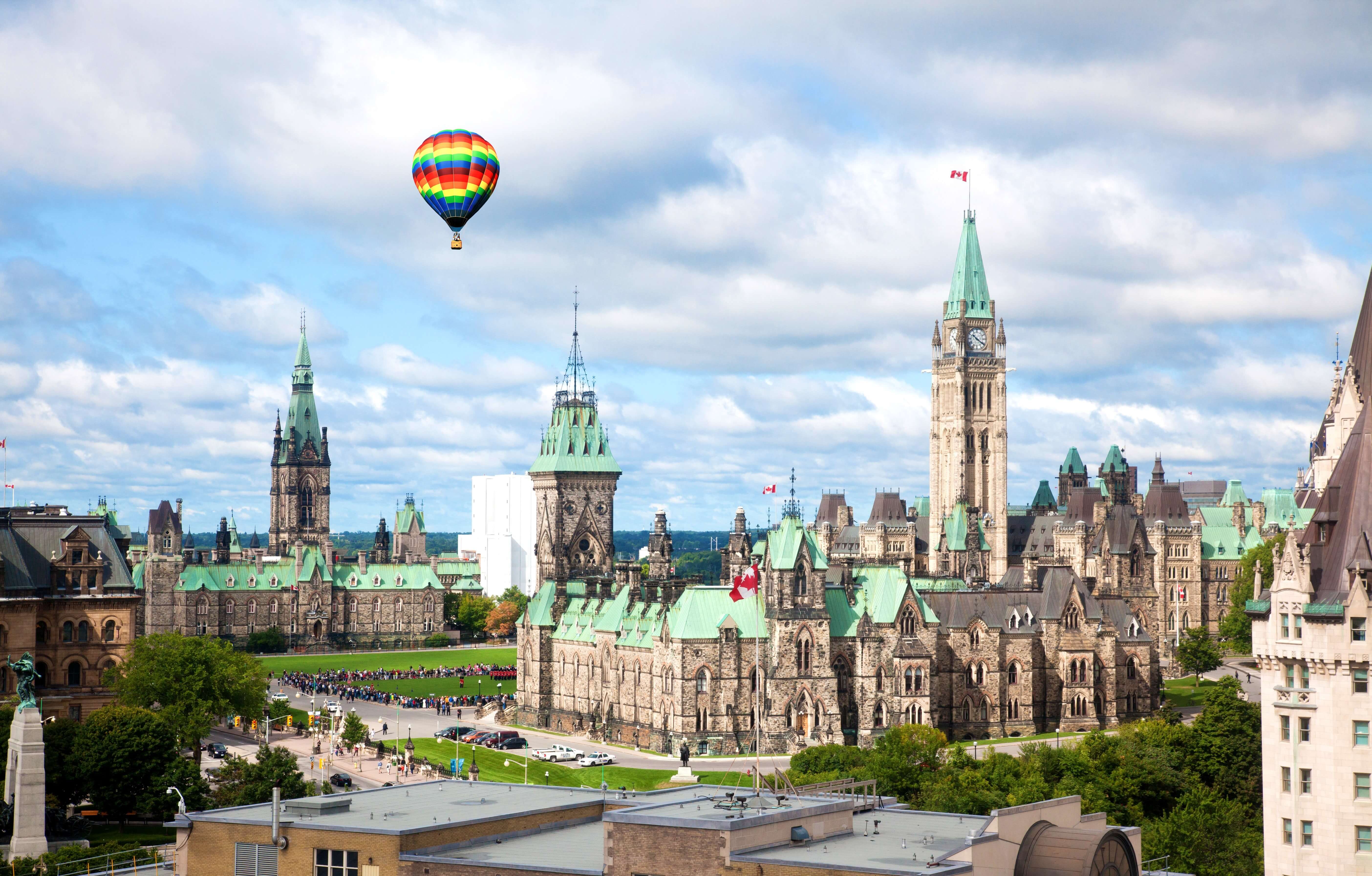 Places to visit in Canada -Ottawa