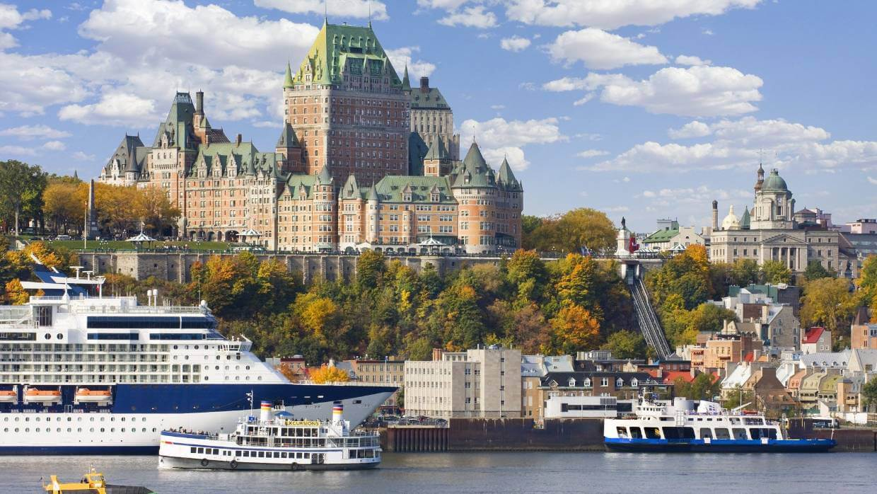 Places to visit in Canada - Quebec
