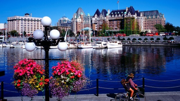 Places to visit in Canada - Victoria
