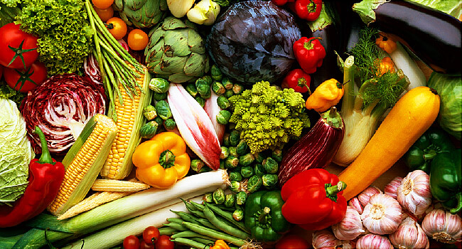 vegetables Natural Food Intake For Constipation Treatment
