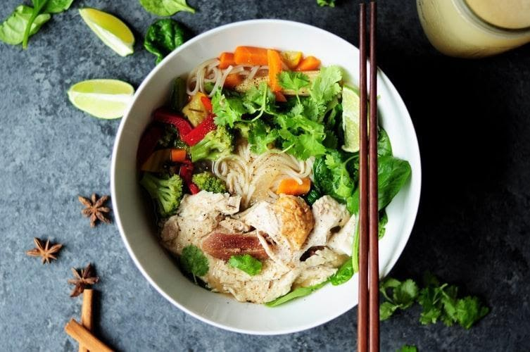 Discover the diverse Asian foods when you travel to Asia