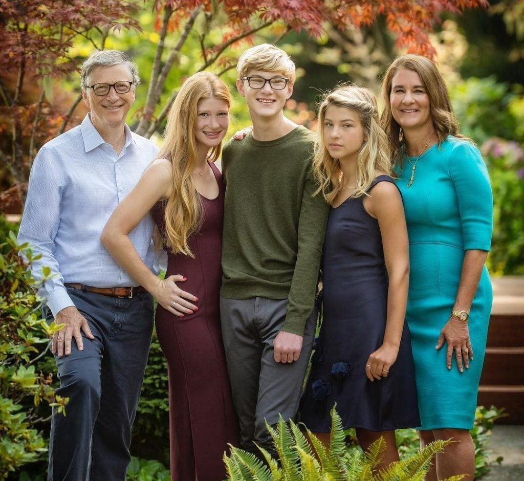 All About Rory John Gates - Bill Gates Only Son