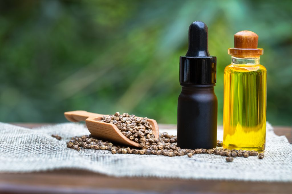 Top Benefits of Hemp Oil