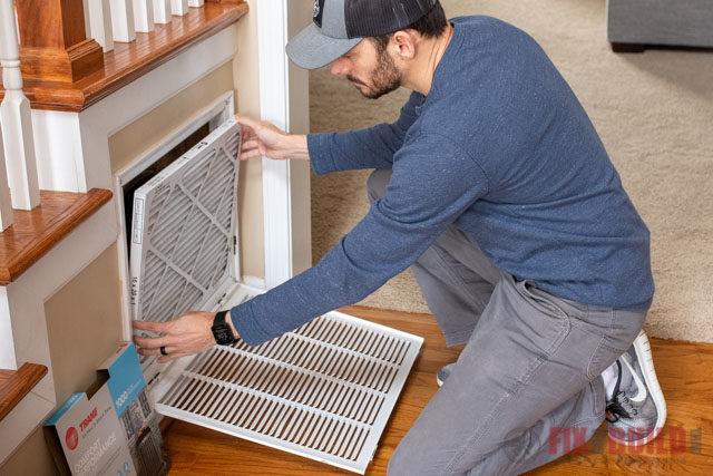 r Installing the Right MERV-Rated Air Filters in Your Home