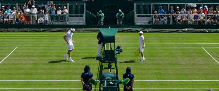 Tennis Etiquette To Follow
