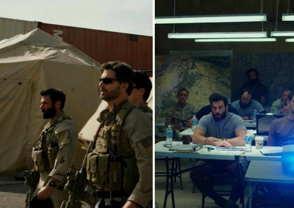 Dan Bilzerian's movies