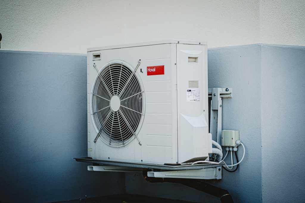 Part of Air Conditioning