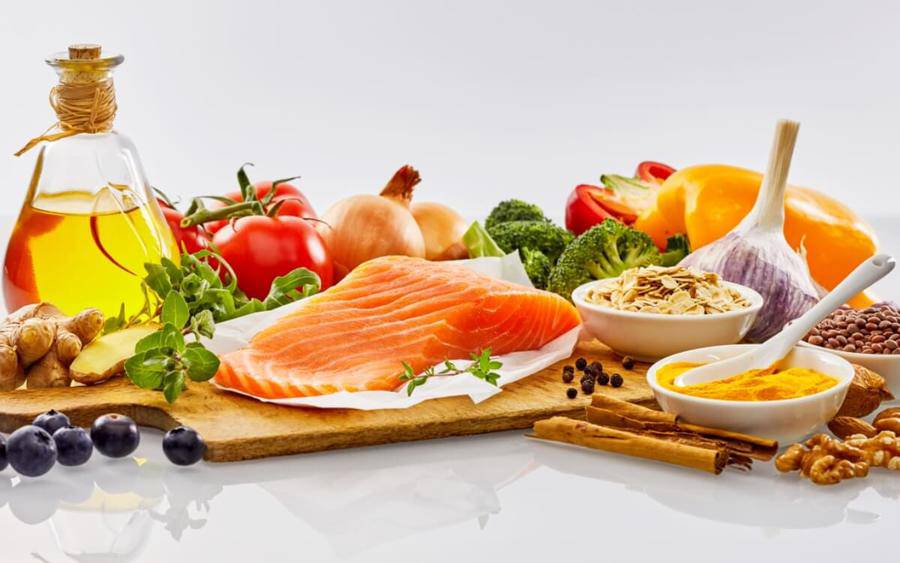 Choose Foods That Can Fight Chronic Inflammation