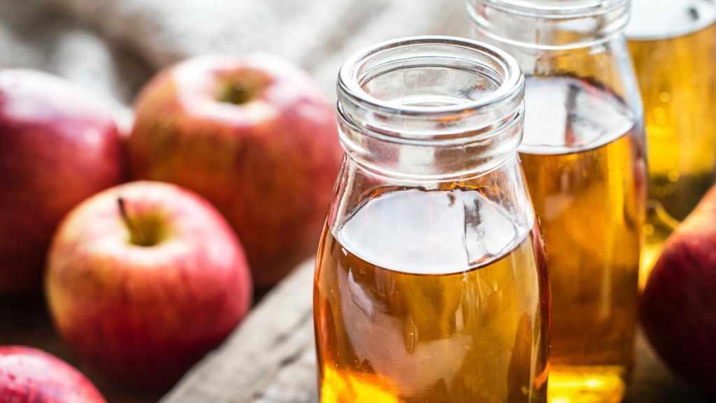 apple cider vinegar good for you