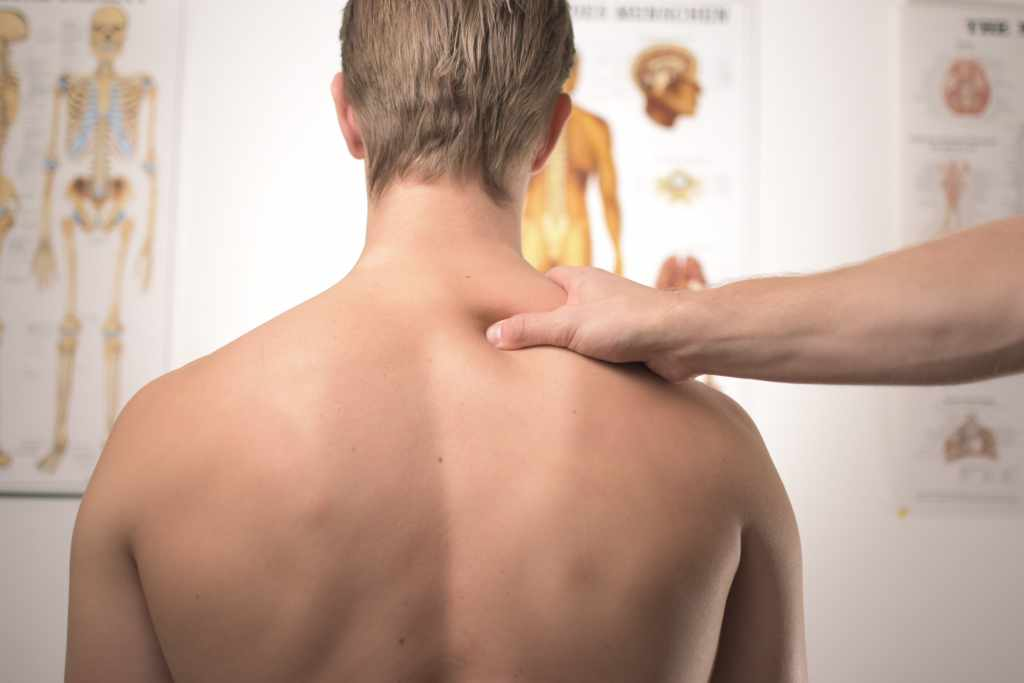 Physiotherapy for relieving and healing neck pain
