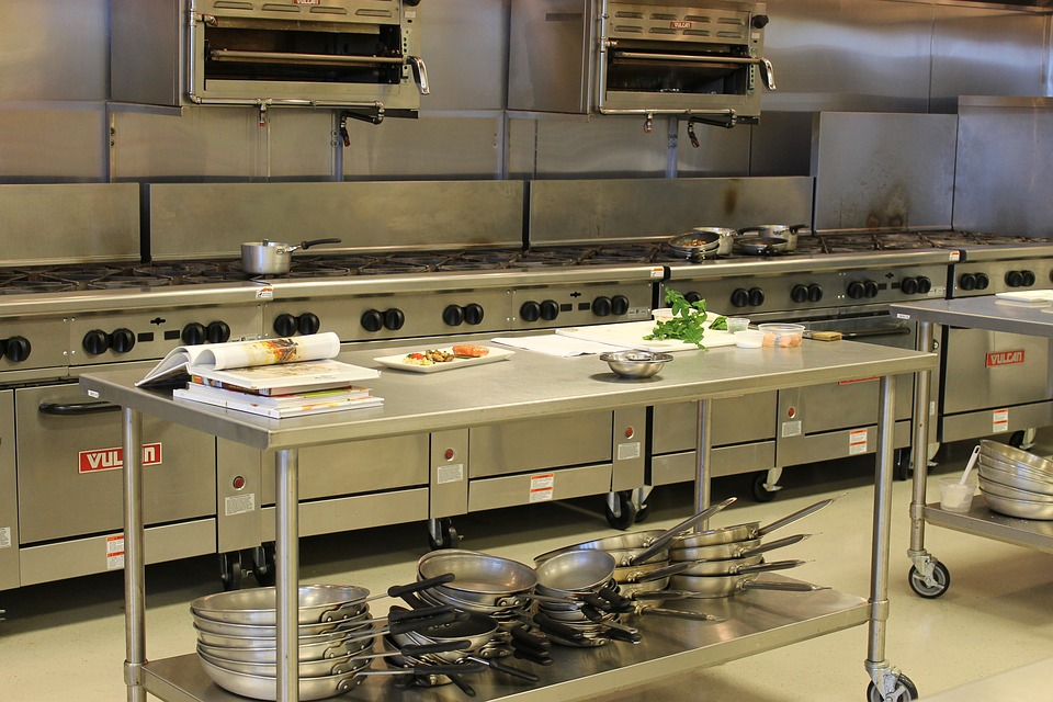 Renting a Commercial Kitchen