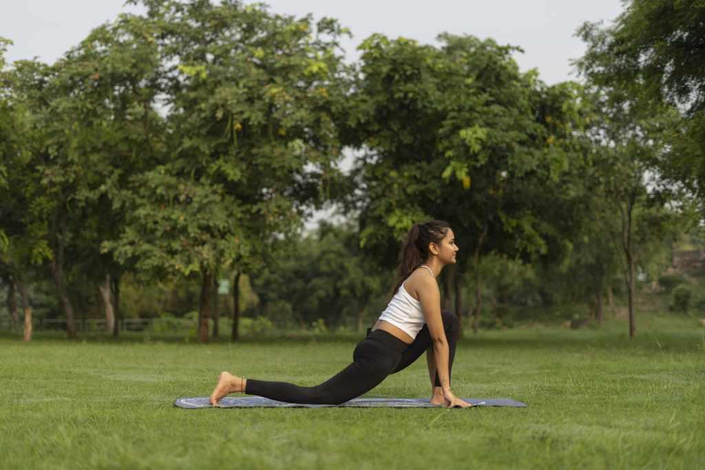 Surya Namaskar For Weight Loss