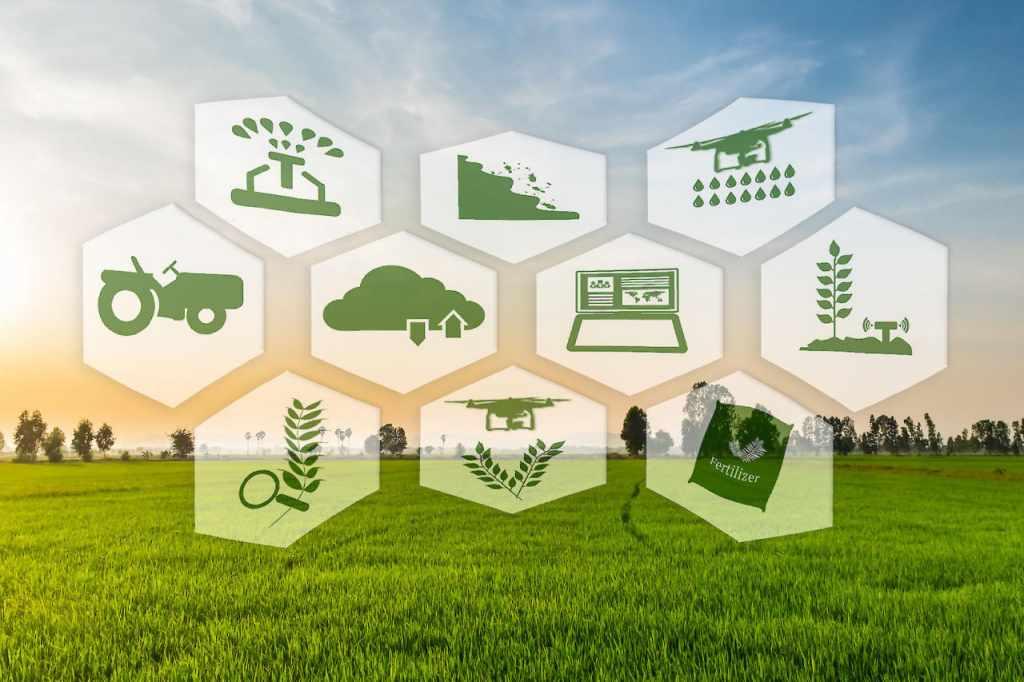 E-Agriculture Advantages