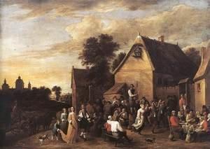 Flemish Painters use oil